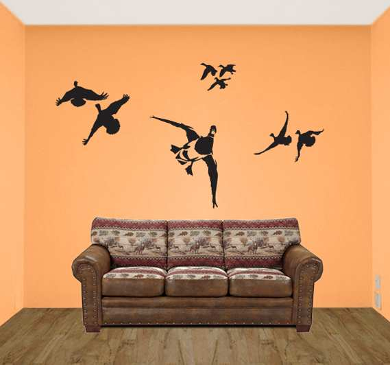 Duck Wall Decals Part 41